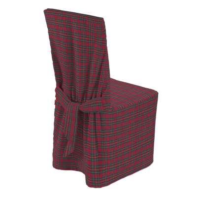 Sukienka na krzesło w kolekcji Bristol, tkanina: 126-29
