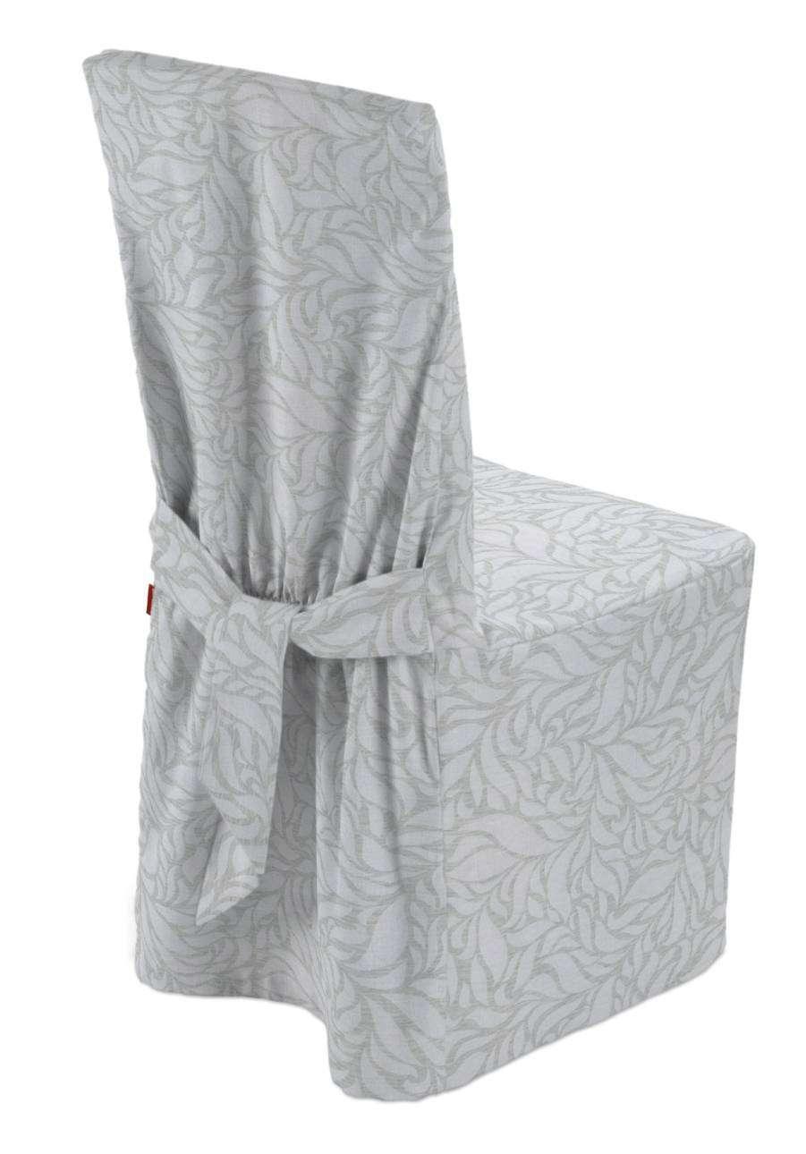 Sukienka na krzesło 45x94 cm w kolekcji Venice, tkanina: 140-50