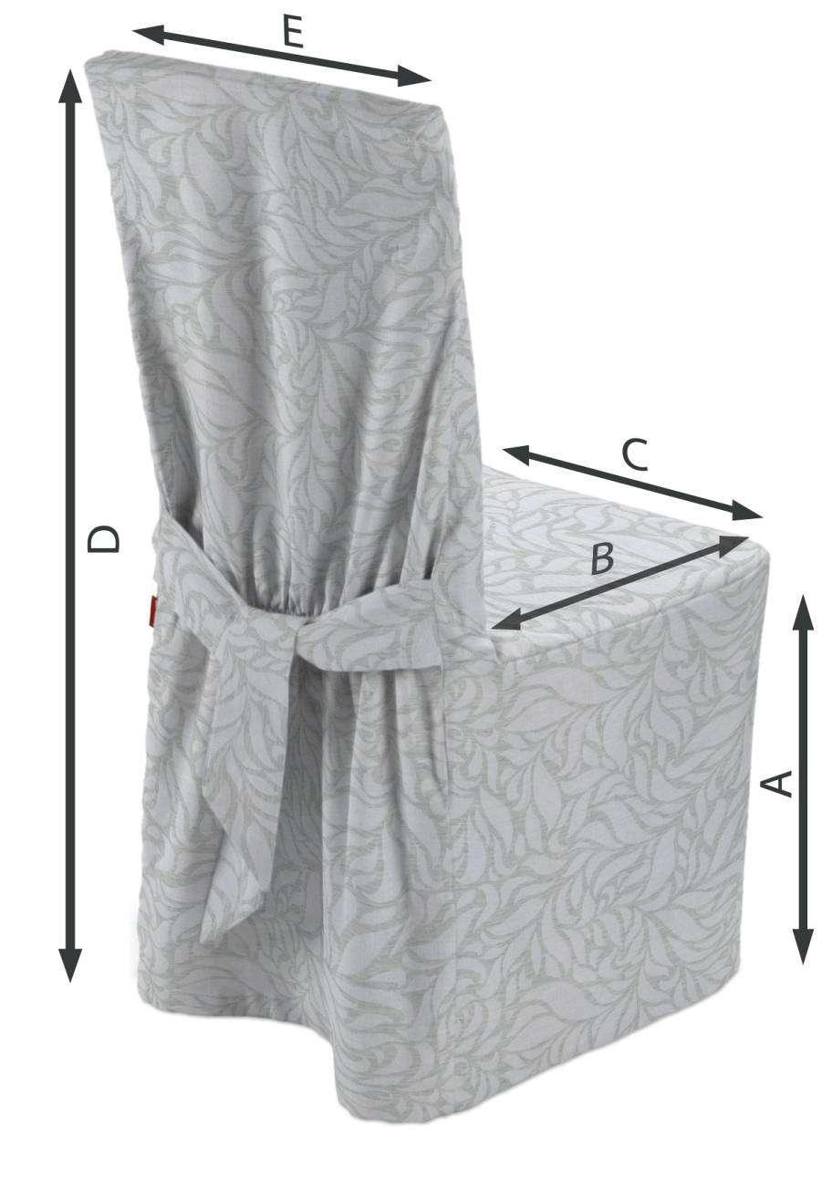 Návlek na stoličku V kolekcii Venice, tkanina: 140-50