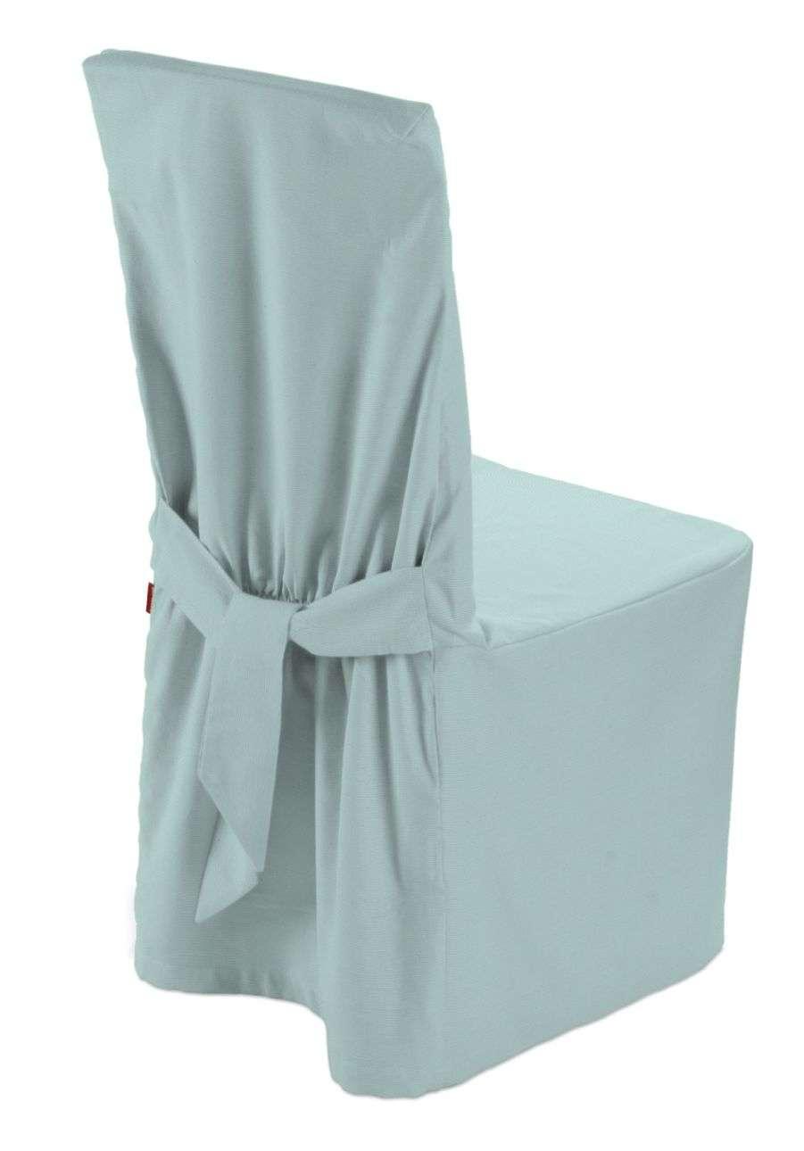 Stuhlhusse 45 x 94 cm von der Kollektion Cotton Panama, Stoff: 702-10