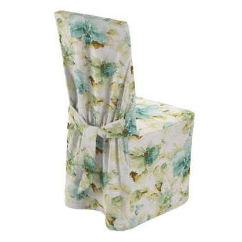 Standard and made to measure chair cover 45 × 94 cm (18 × 37 inch) in collection Acapulco, fabric: 141-35