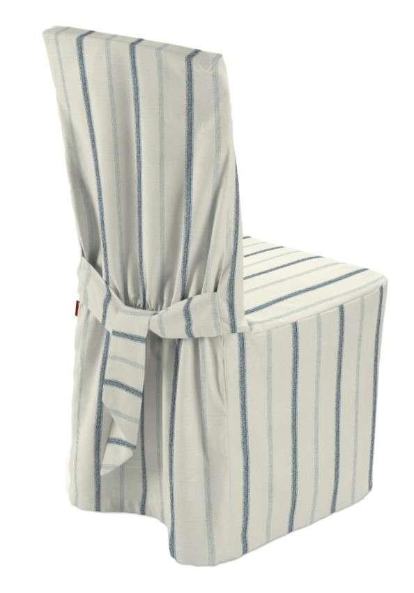 Sukienka na krzesło w kolekcji Avinon, tkanina: 129-66