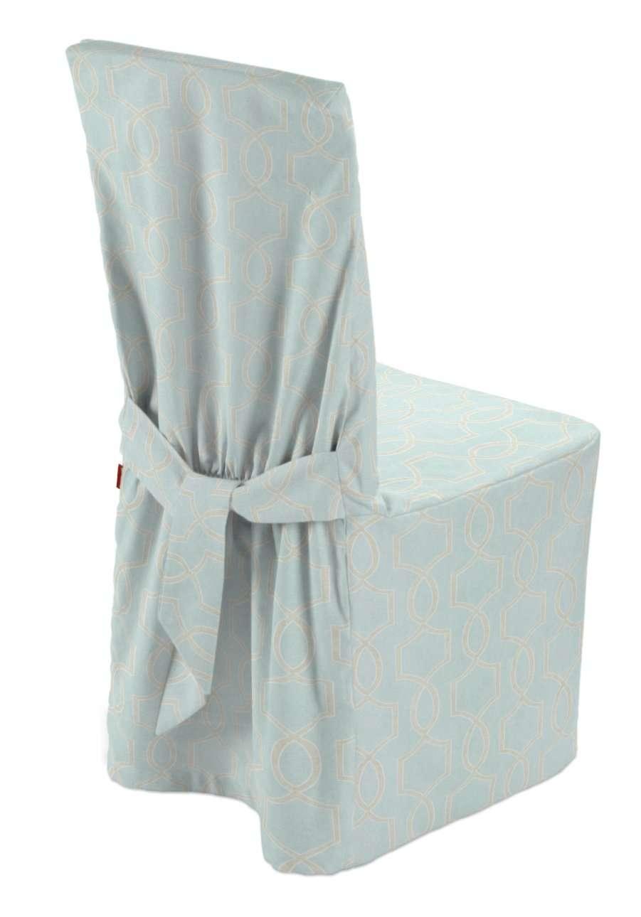 Sukienka na krzesło w kolekcji Comics, tkanina: 141-24