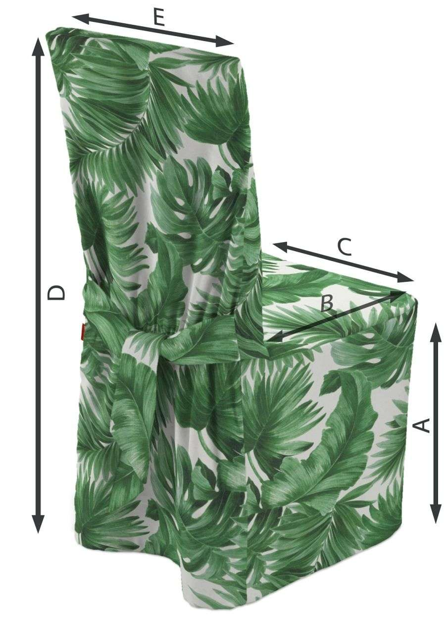 Universal Stoleovertræk fra kollektionen Tropical Island, Stof: 141-71
