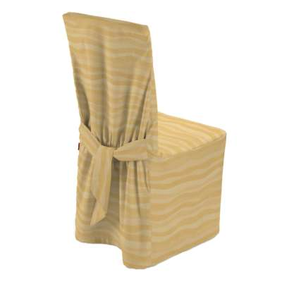 Sukienka na krzesło w kolekcji Damasco, tkanina: 141-74