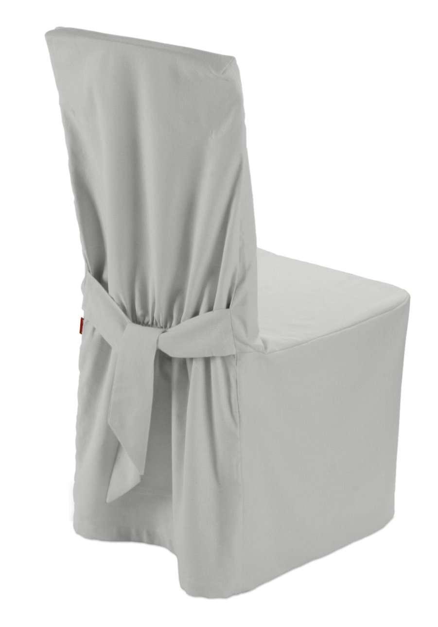 Sukienka na krzesło w kolekcji Damasco, tkanina: 141-77