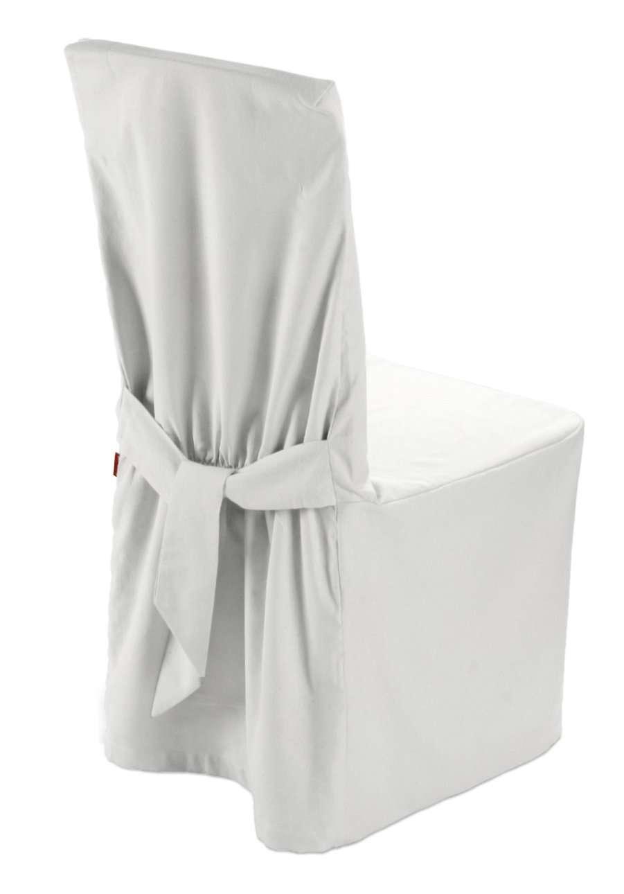 Sukienka na krzesło w kolekcji Damasco, tkanina: 141-78