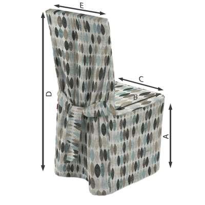 Įvairių kėdžių užvalkalai  kolekcijoje Modern, audinys: 141-91