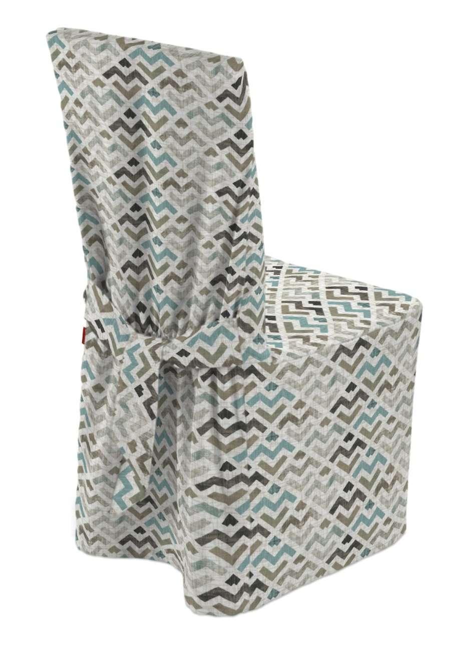 Sukienka na krzesło w kolekcji Modern, tkanina: 141-93