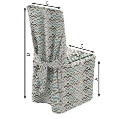 Návlek na stoličku V kolekcii Modern, tkanina: 141-93