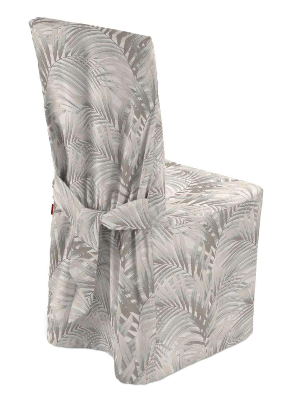 Návlek na stoličku V kolekcii Gardenia, tkanina: 142-14