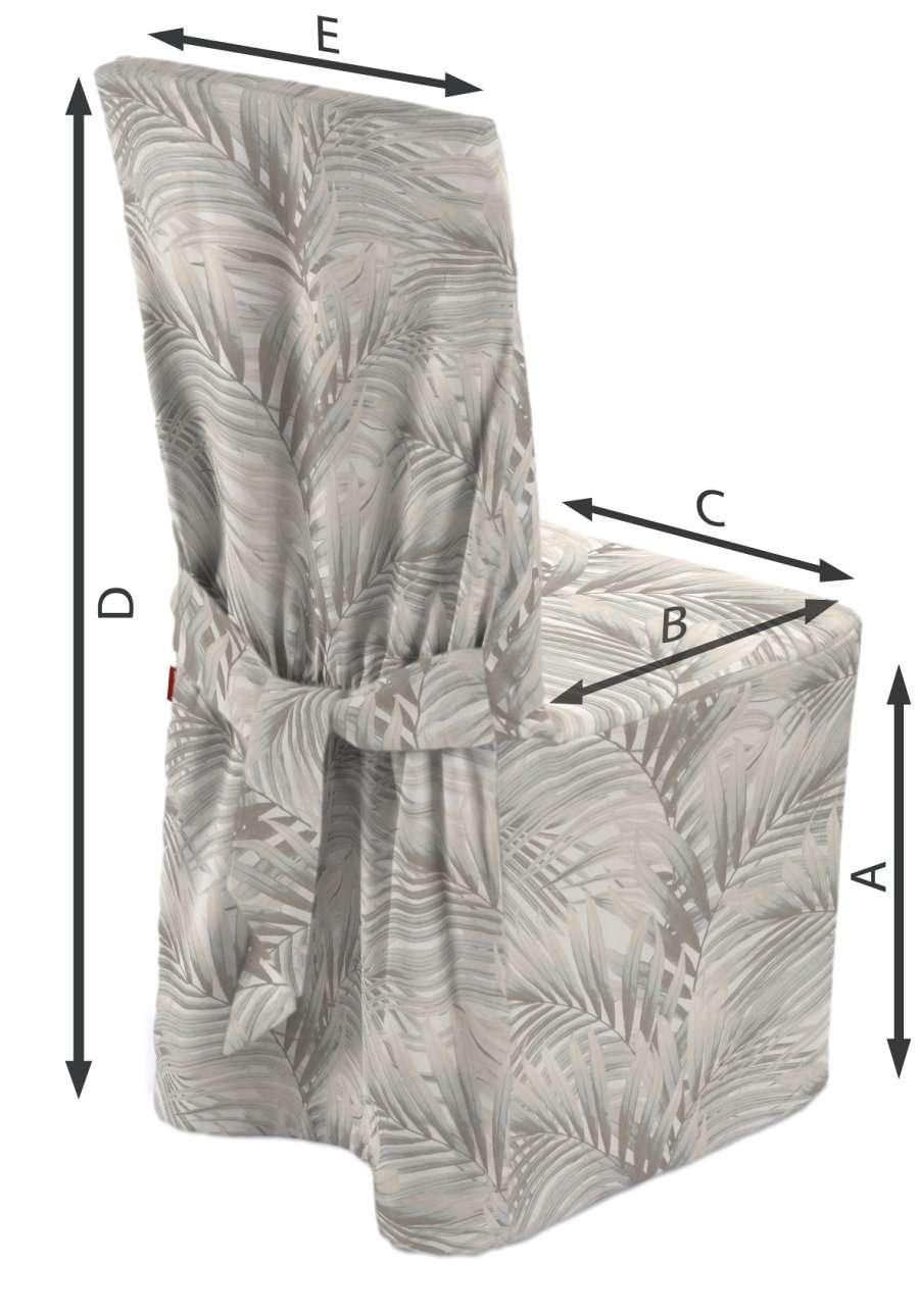 Universal Stoltrekk fra kolleksjonen Gardenia, Stoffets bredde: 142-14