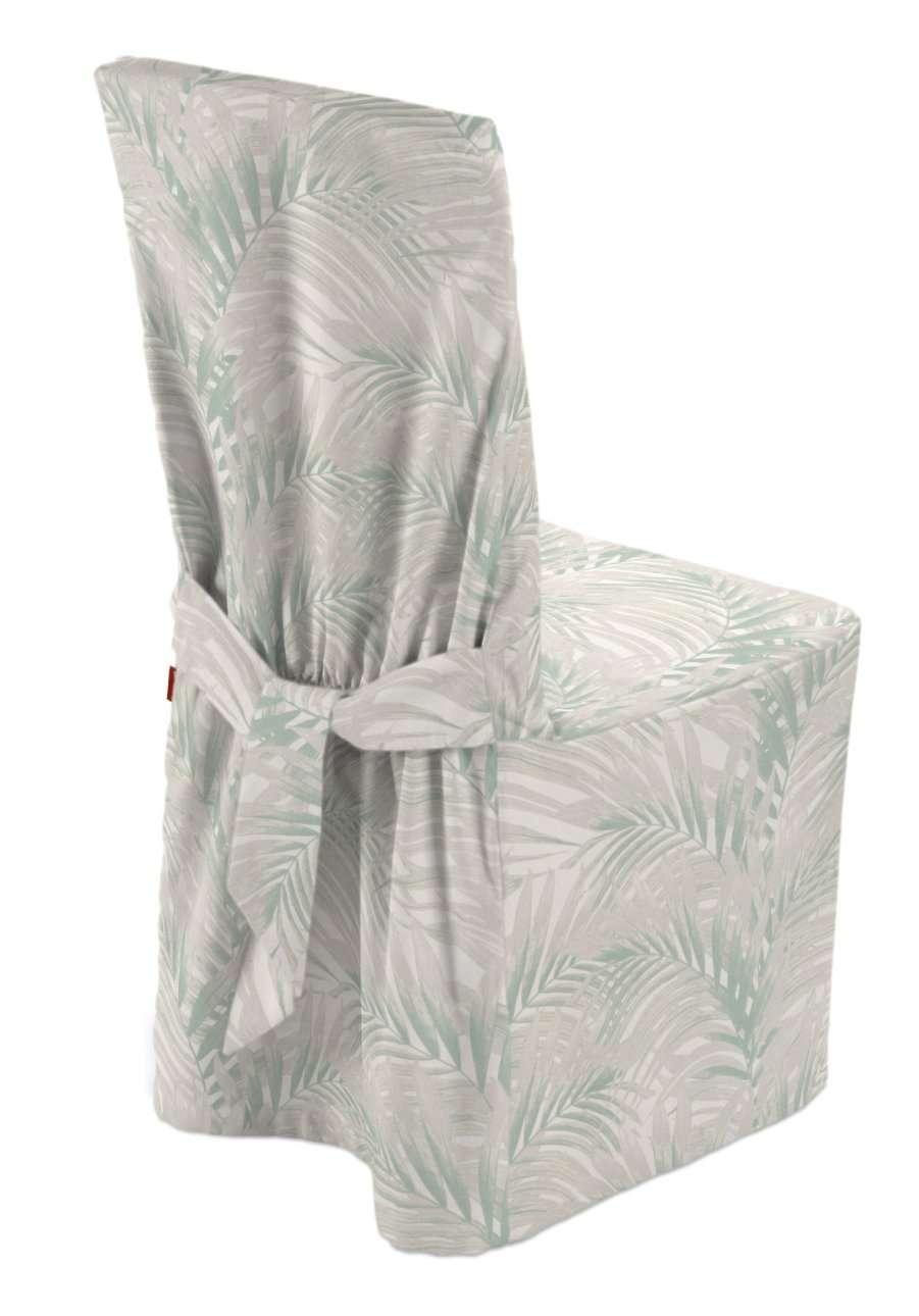Návlek na stoličku V kolekcii Gardenia, tkanina: 142-15