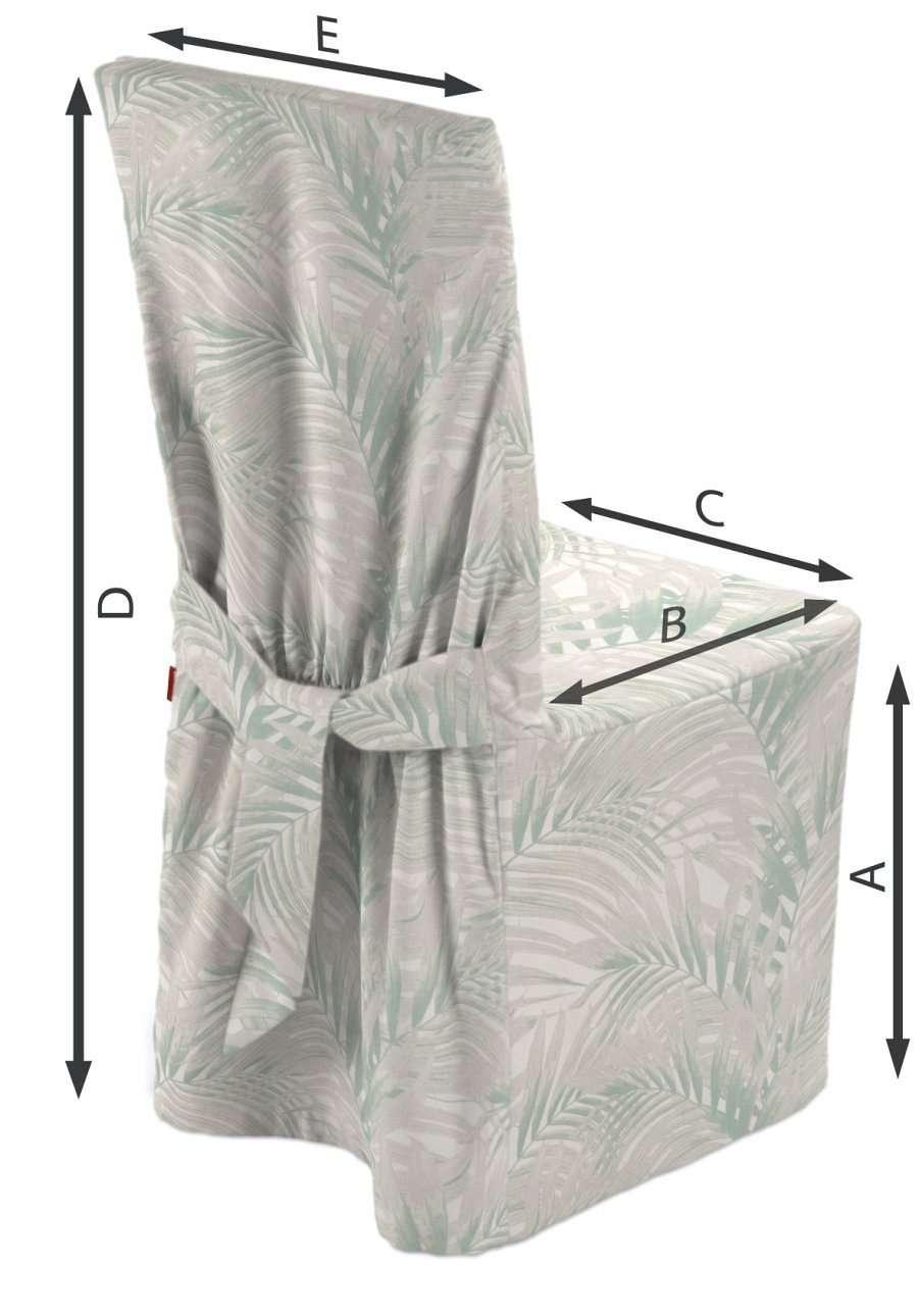 Universal Stoltrekk fra kolleksjonen Gardenia, Stoffets bredde: 142-15