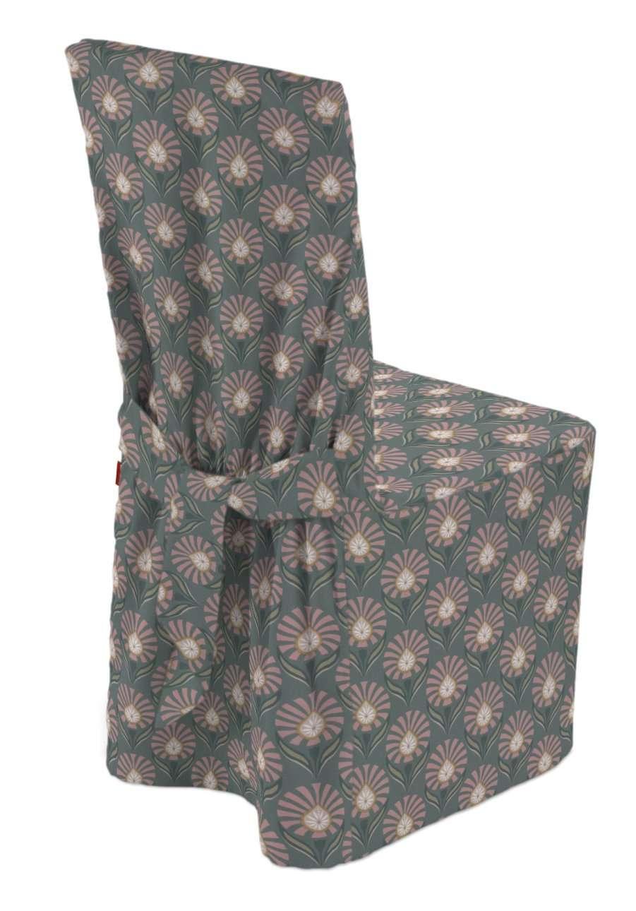 Stuhlhusse von der Kollektion Gardenia, Stoff: 142-17