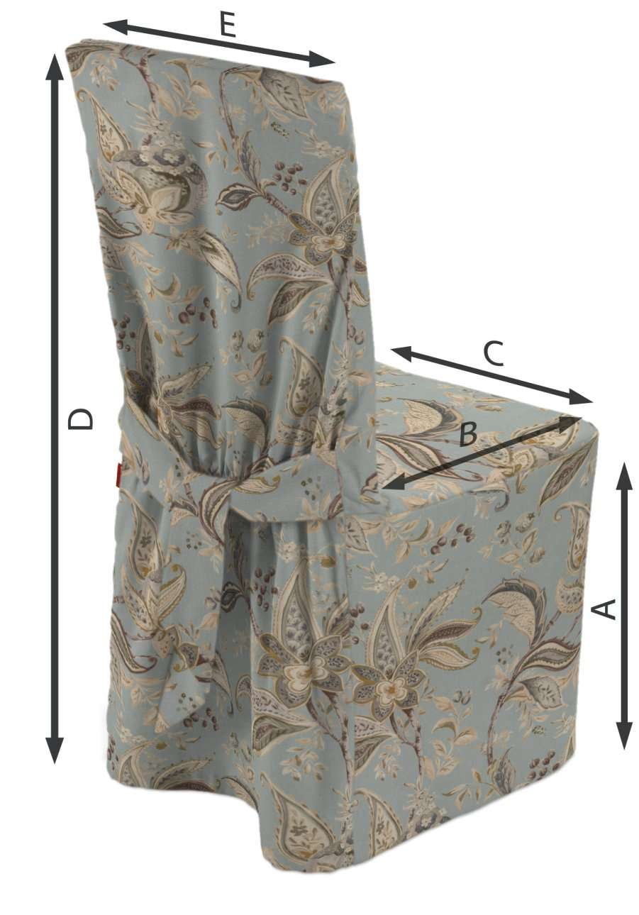Universal Stoleovertræk fra kollektionen Gardenia, Stof: 142-18