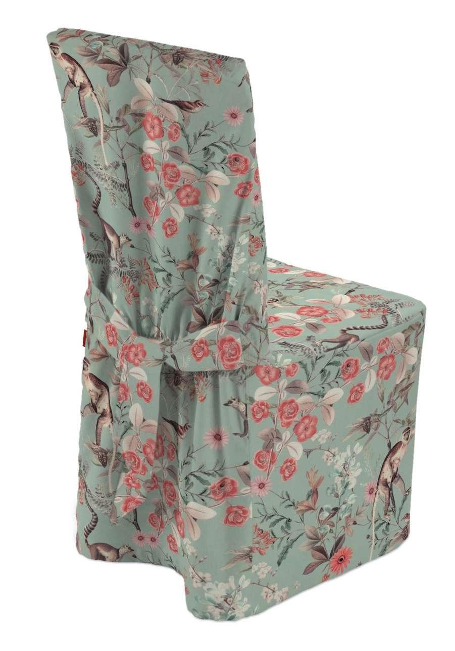 Návlek na stoličku V kolekcii Tropical Island, tkanina: 142-62