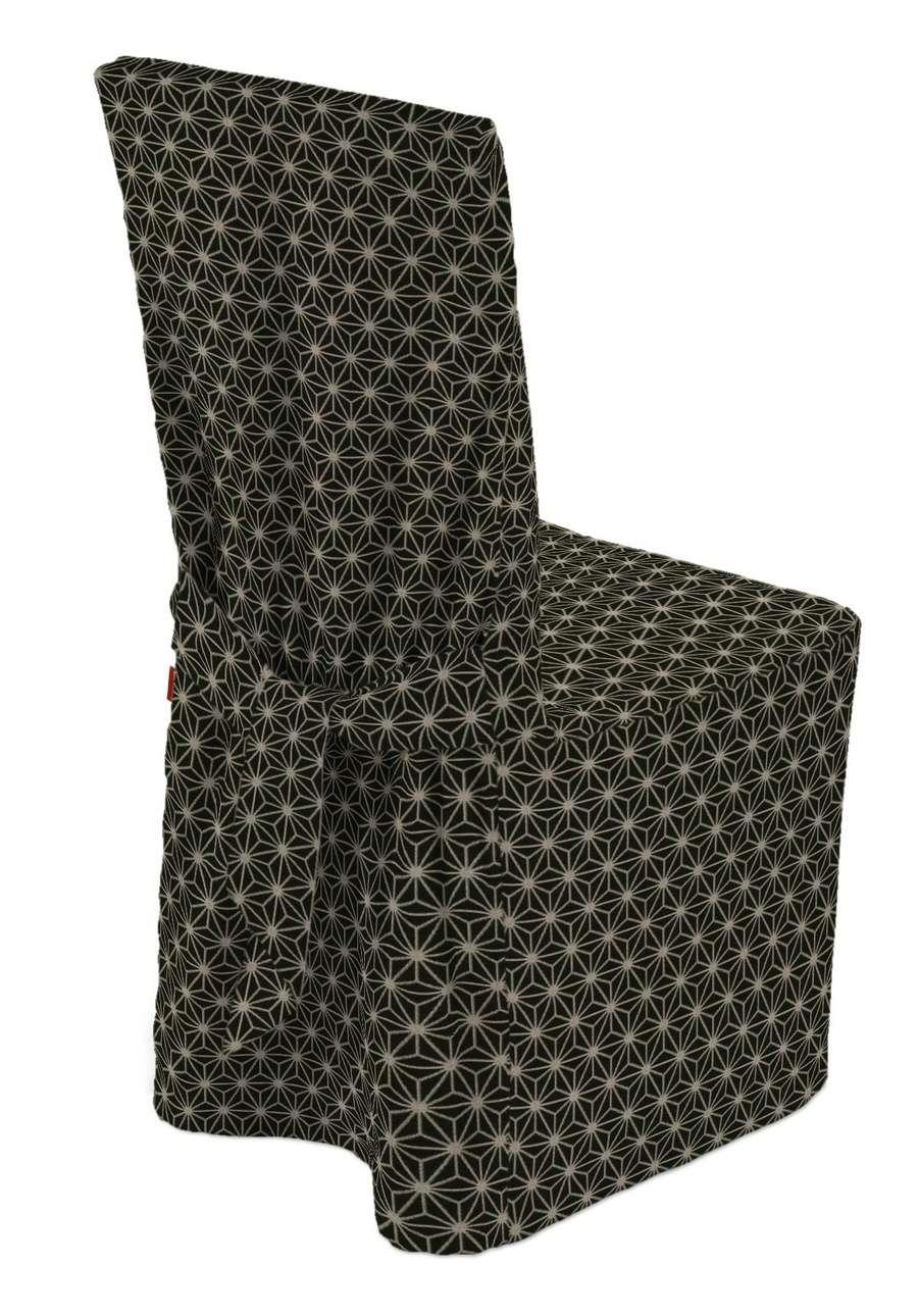 Sukienka na krzesło w kolekcji Black & White, tkanina: 142-56