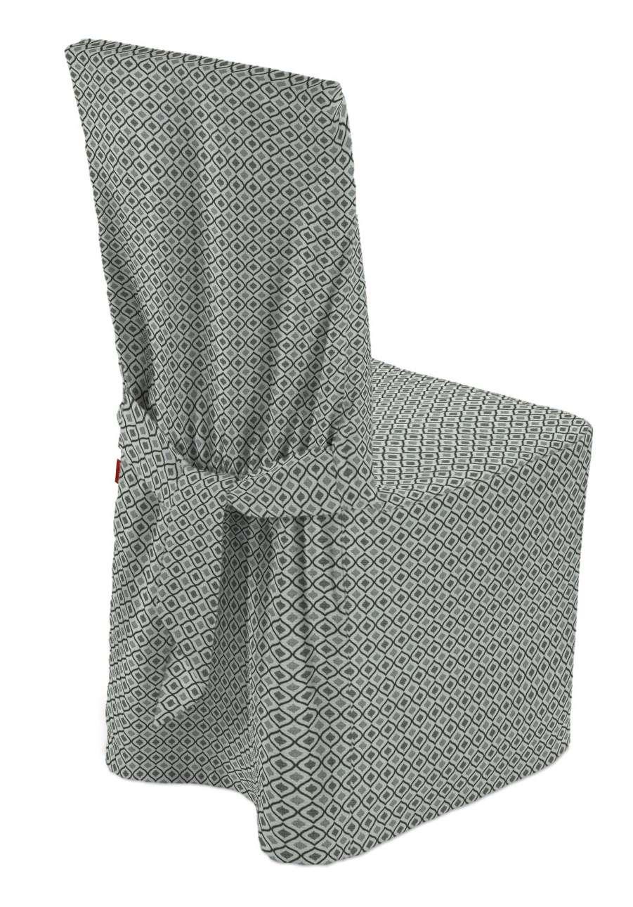 Sukienka na krzesło w kolekcji Black & White, tkanina: 142-76