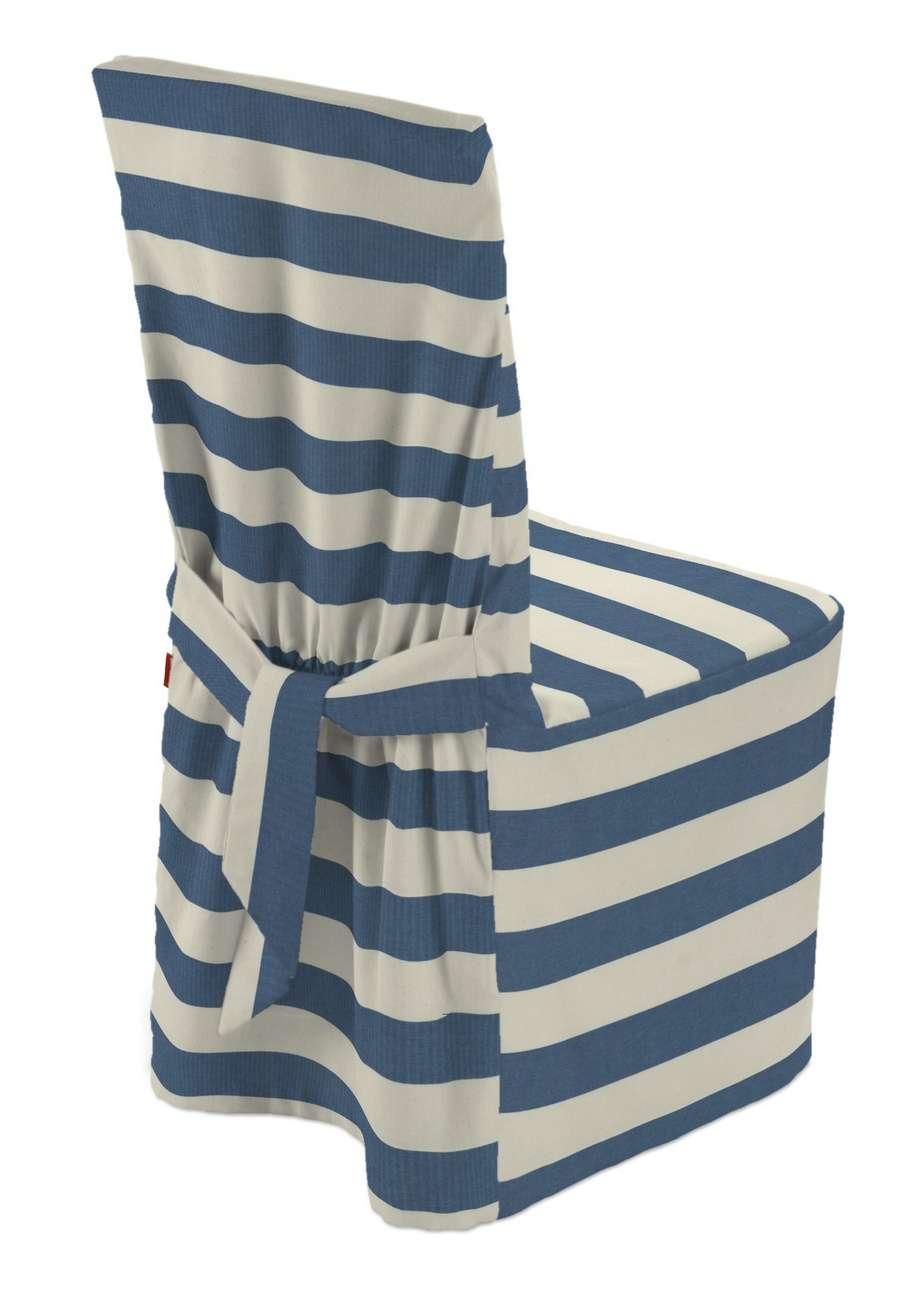 Sukienka na krzesło w kolekcji Quadro, tkanina: 142-70
