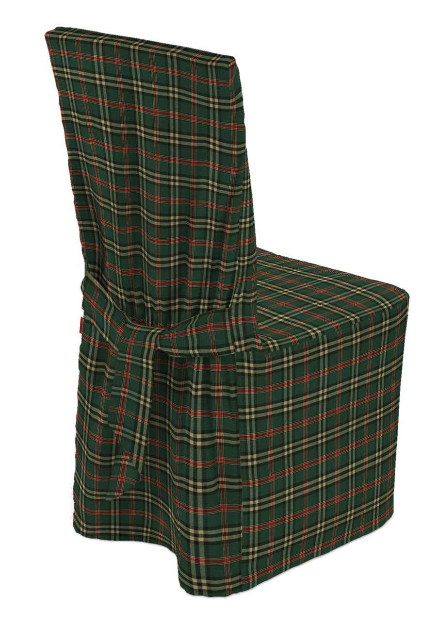Sukienka na krzesło w kolekcji Bristol, tkanina: 142-69