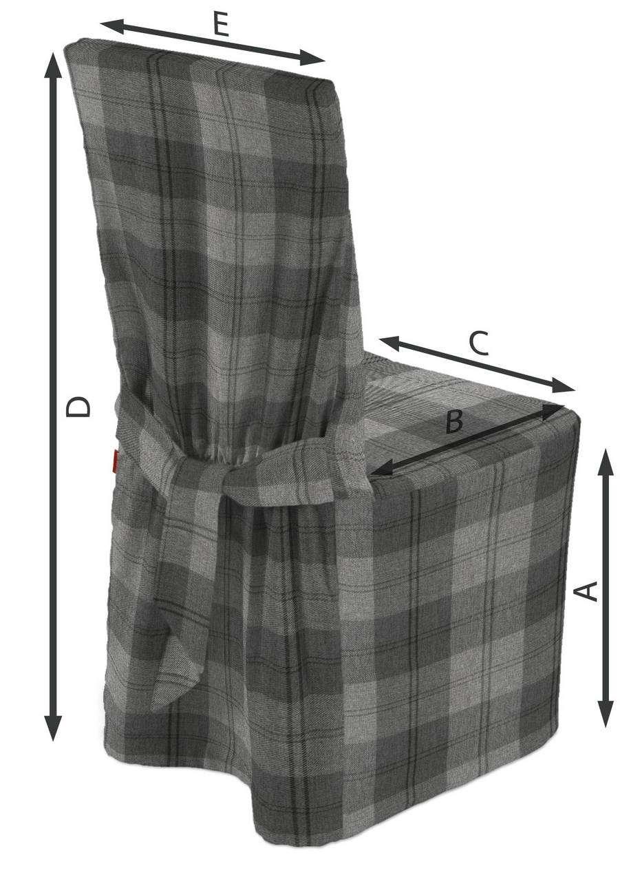 Universal Stoleovertræk fra kollektionen Edinburgh, Stof: 115-75