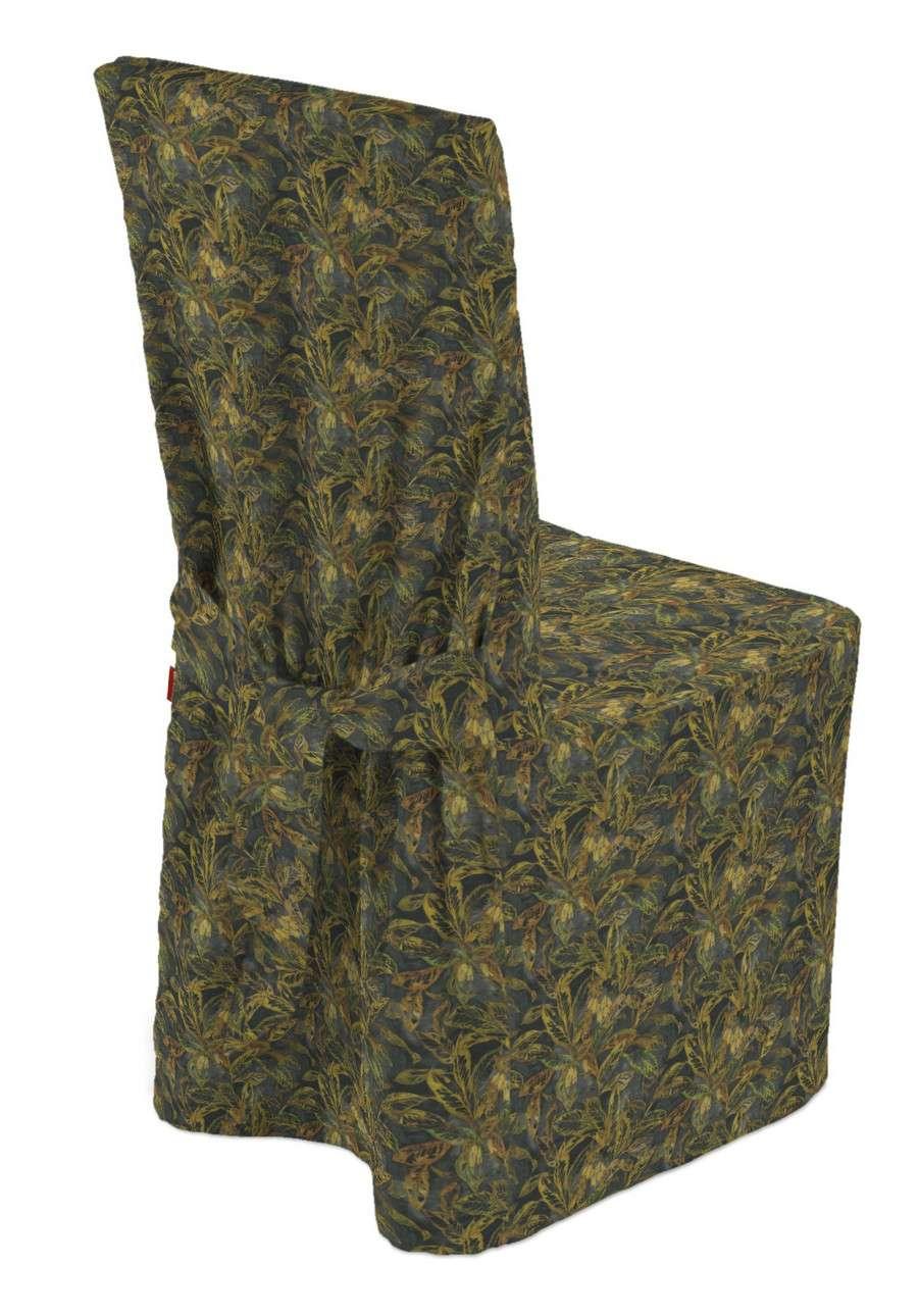 Sukienka na krzesło w kolekcji Abigail, tkanina: 143-01