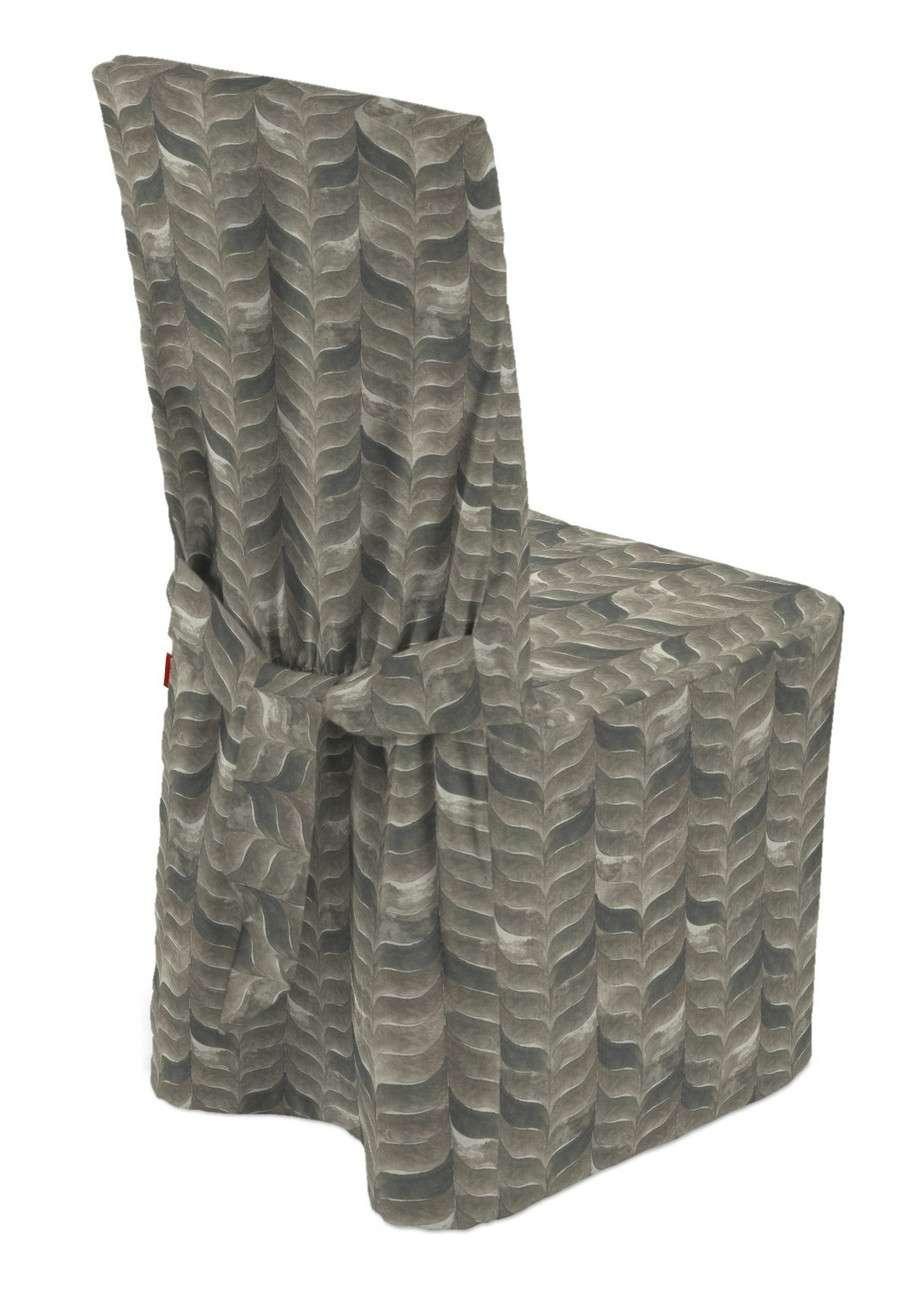 Návlek na stoličku V kolekcii Abigail, tkanina: 143-12