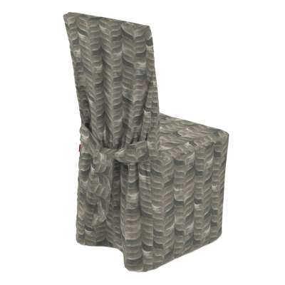 Sukienka na krzesło w kolekcji Abigail, tkanina: 143-12