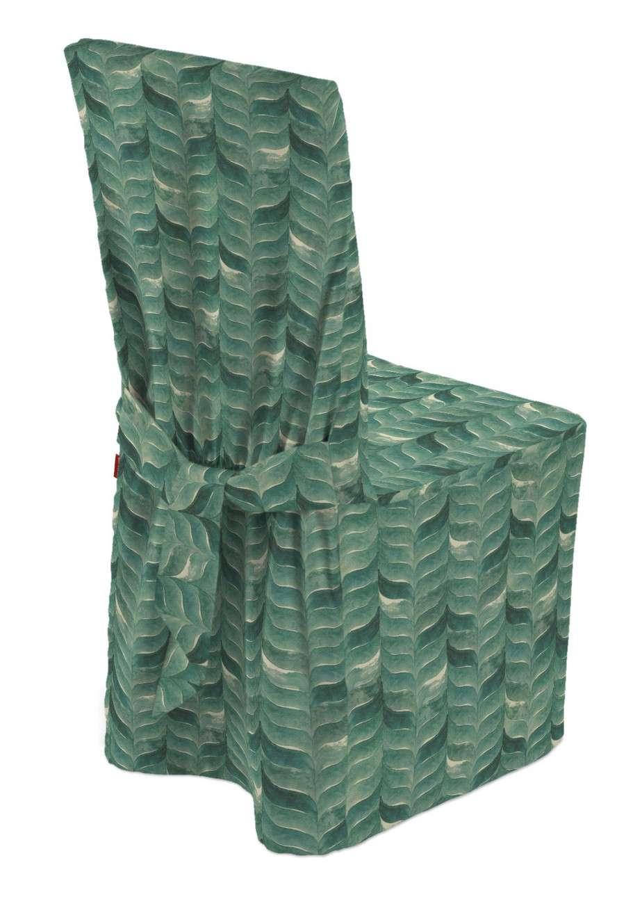Návlek na stoličku V kolekcii Abigail, tkanina: 143-16