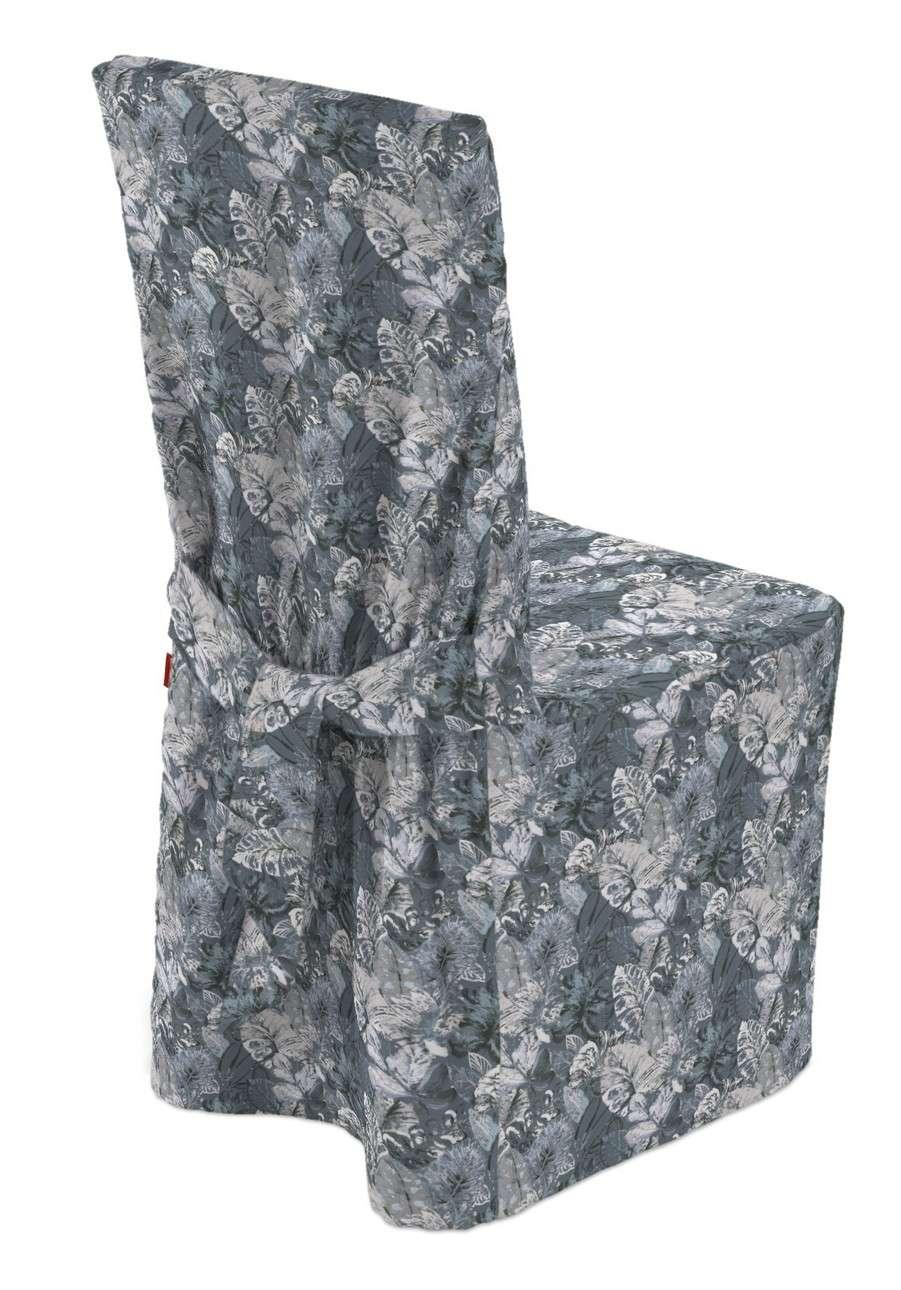 Návlek na stoličku V kolekcii Abigail, tkanina: 143-18