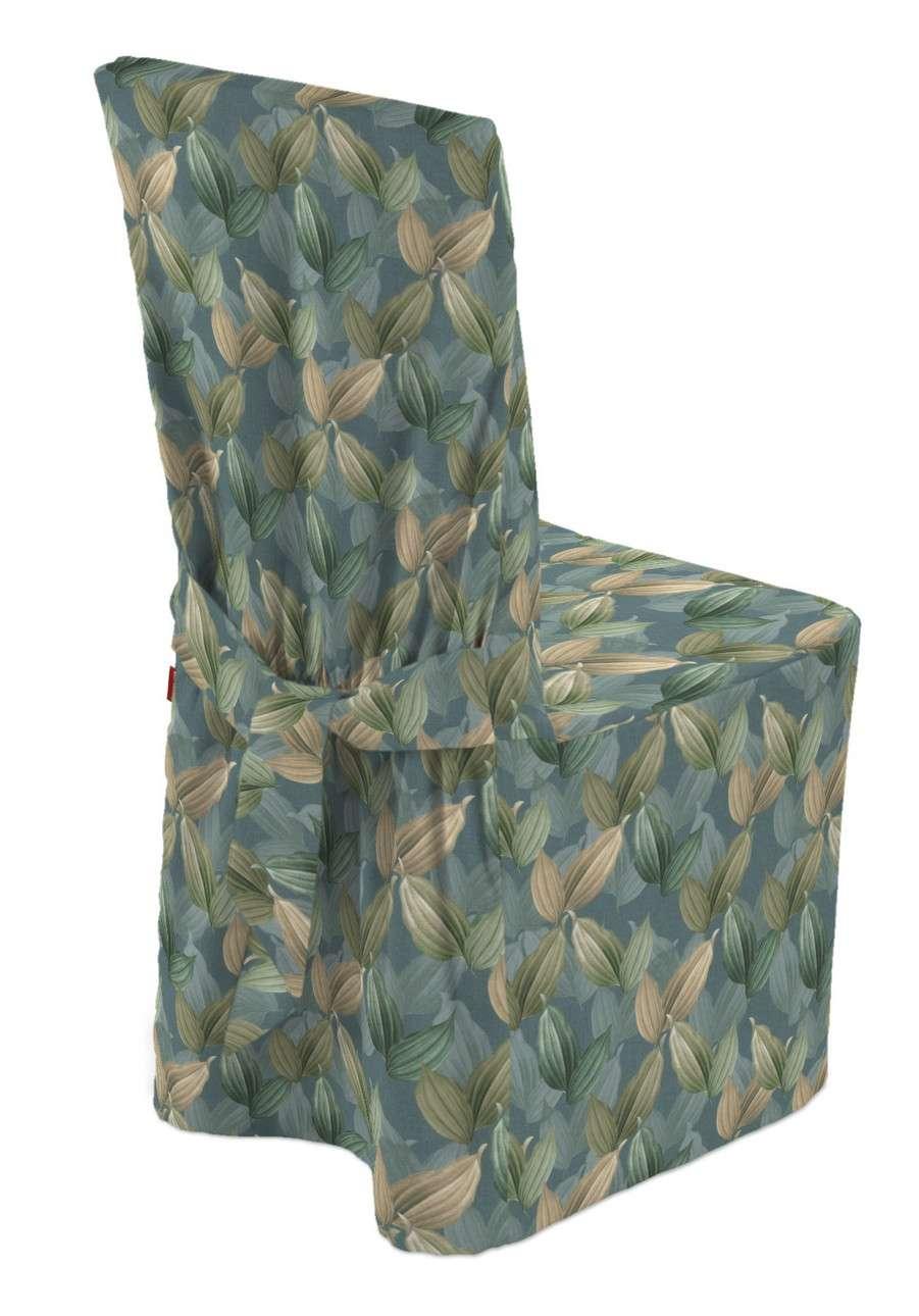 Sukienka na krzesło w kolekcji Abigail, tkanina: 143-20