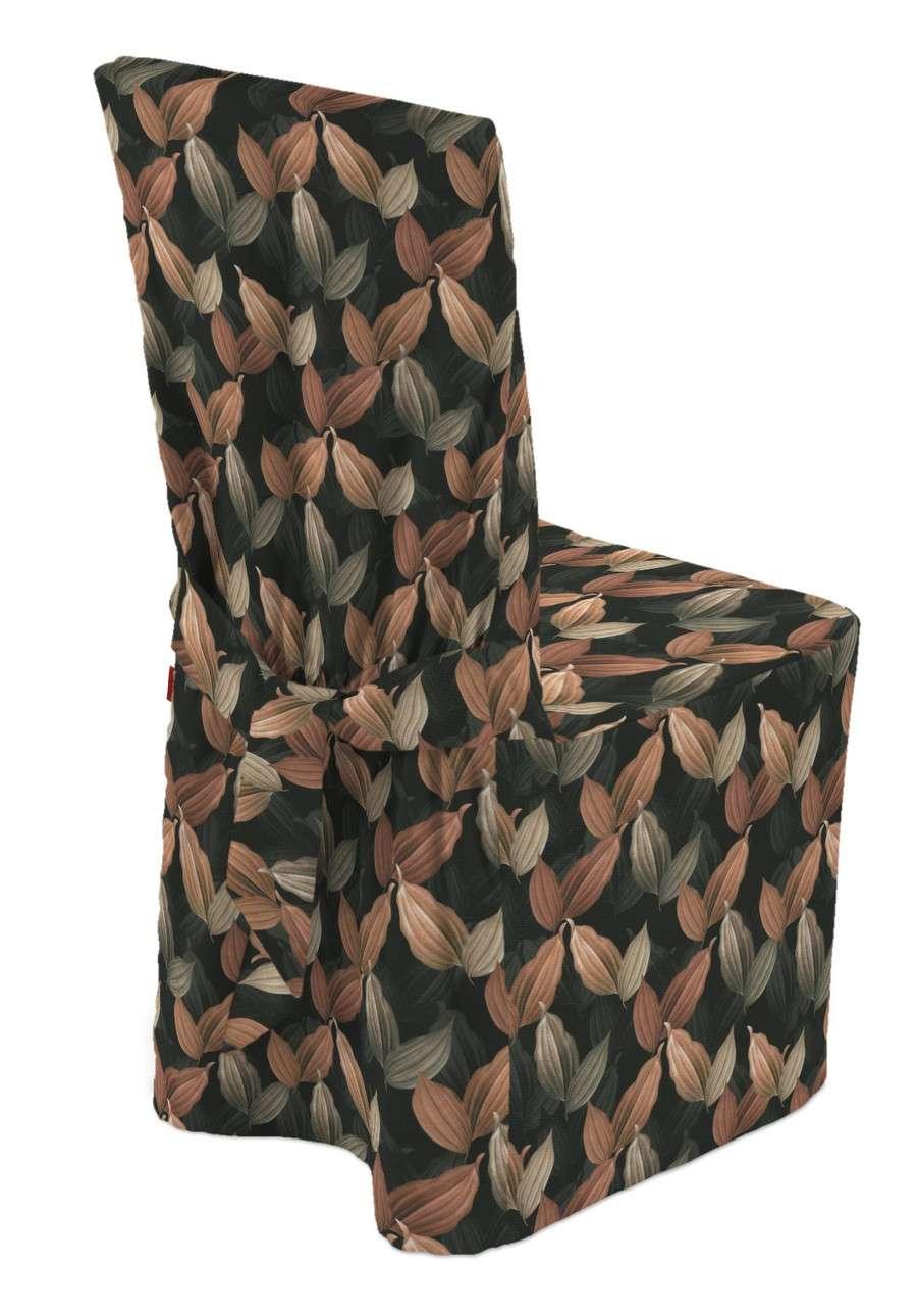 Sukienka na krzesło w kolekcji Abigail, tkanina: 143-21