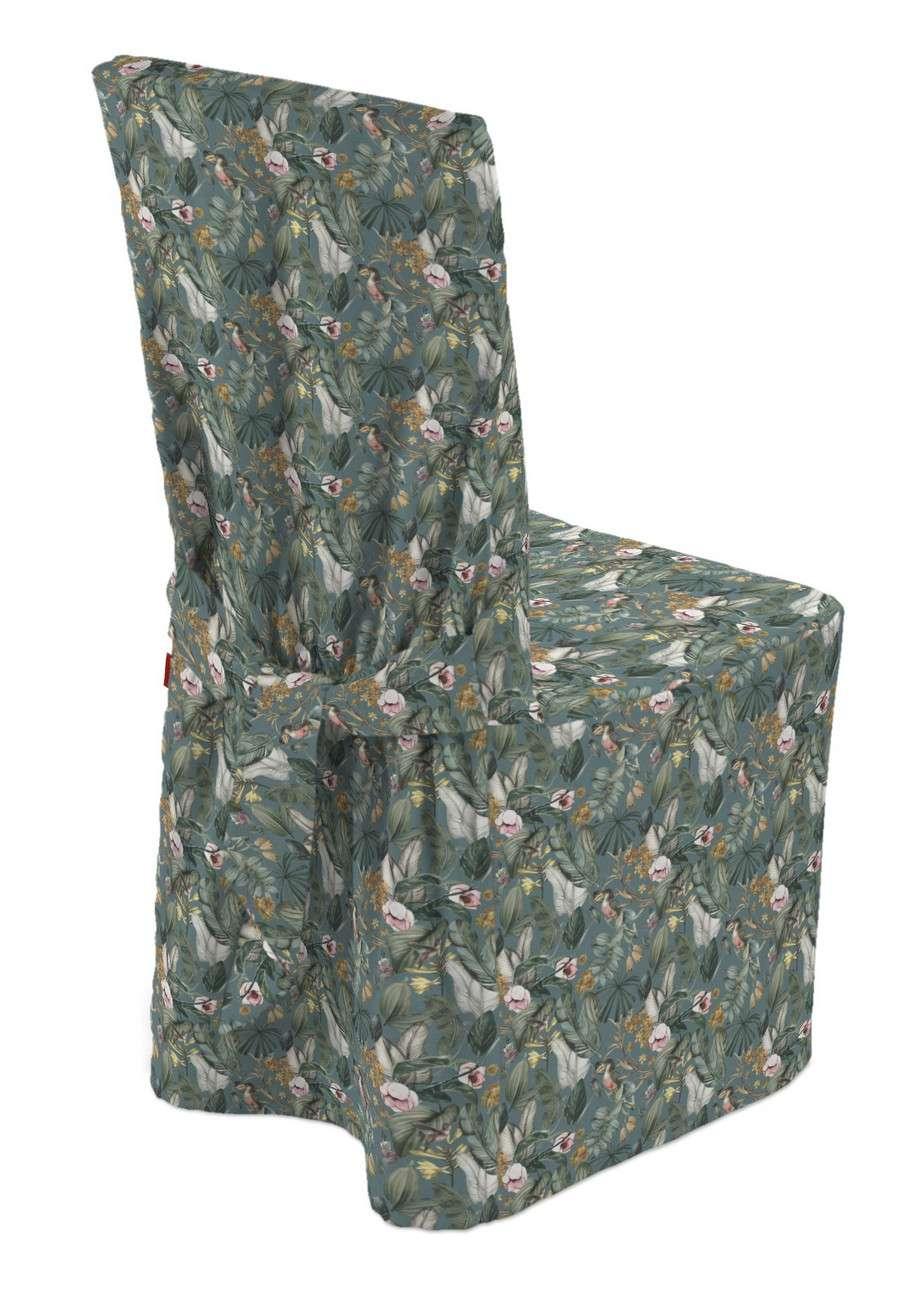 Návlek na stoličku V kolekcii Abigail, tkanina: 143-24