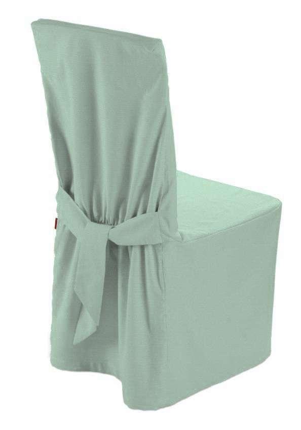Sukienka na krzesło w kolekcji Loneta, tkanina: 133-61