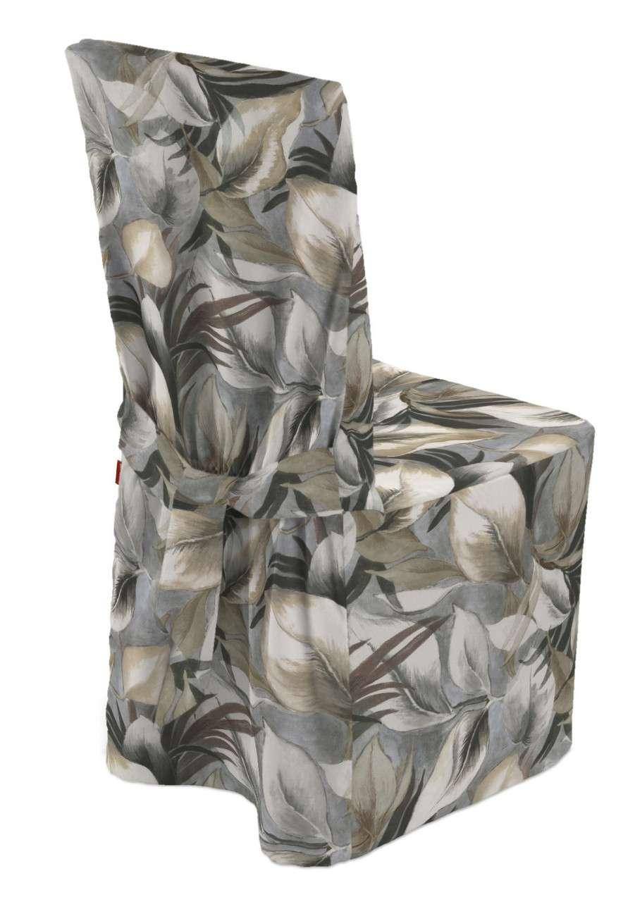 Návlek na stoličku V kolekcii Abigail, tkanina: 143-60