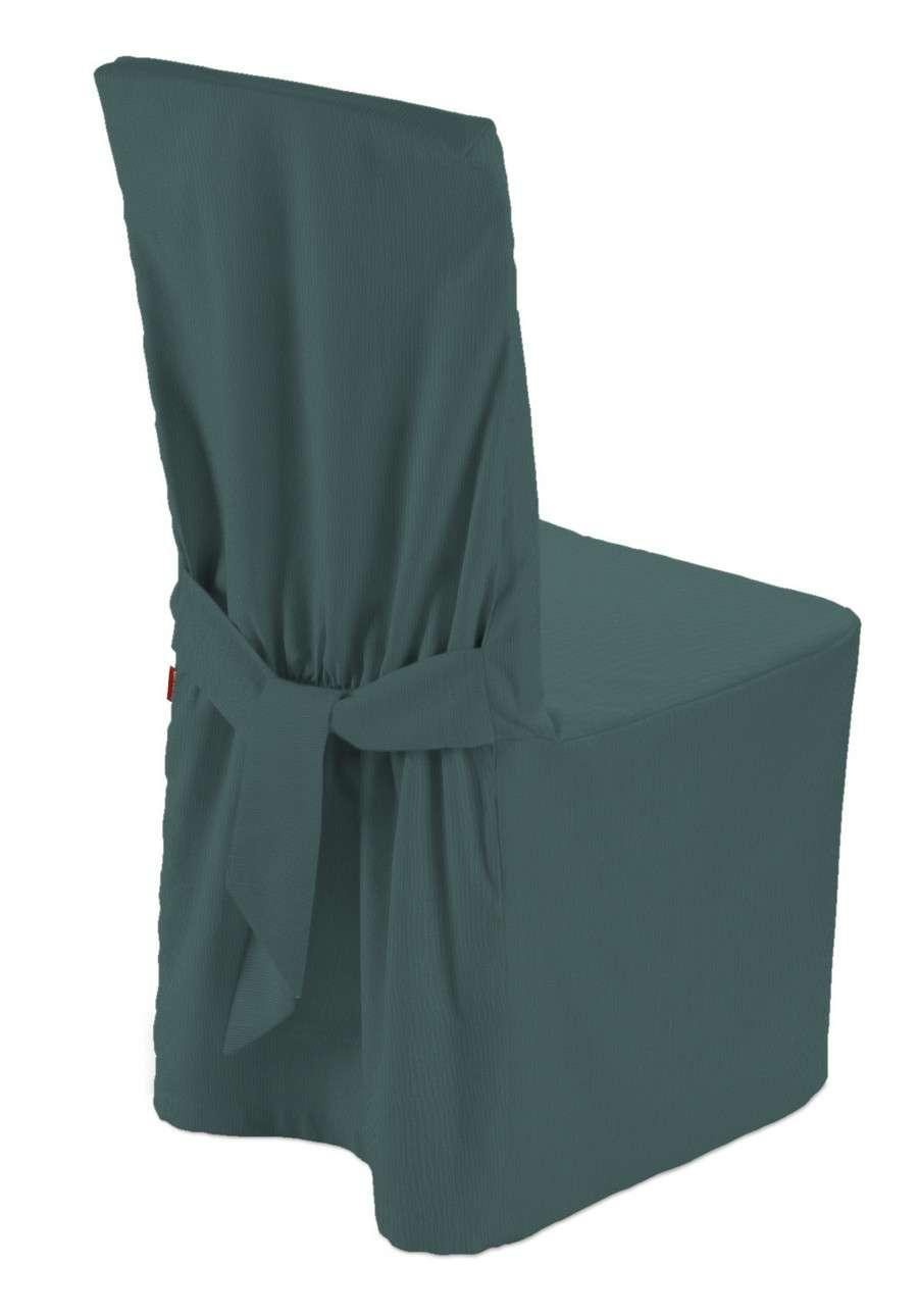 Sukienka na krzesło w kolekcji Linen, tkanina: 159-09