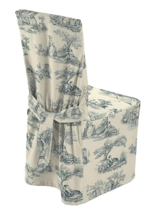 Įvairių kėdžių užvalkalai  45 x 94 cm kolekcijoje Avinon, audinys: 132-66