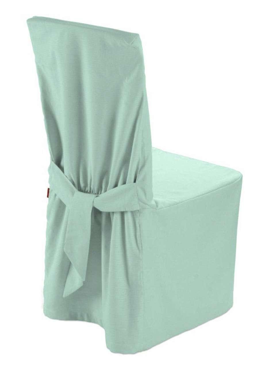 Sukienka na krzesło w kolekcji Loneta, tkanina: 133-37