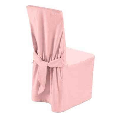 Návlek na stoličku 133-39 púdrovo ružová Kolekcia Loneta