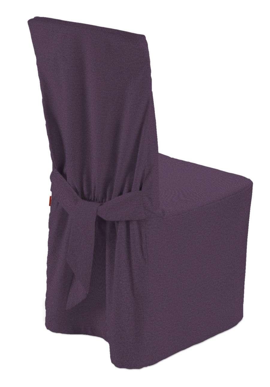 Sukienka na krzesło w kolekcji Etna, tkanina: 161-27