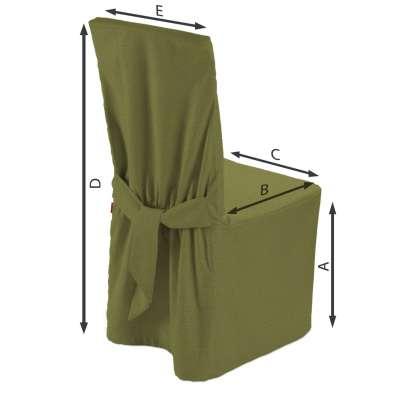 Stolsöverdrag 161-13 Damm limegrön Kollektion Living 2