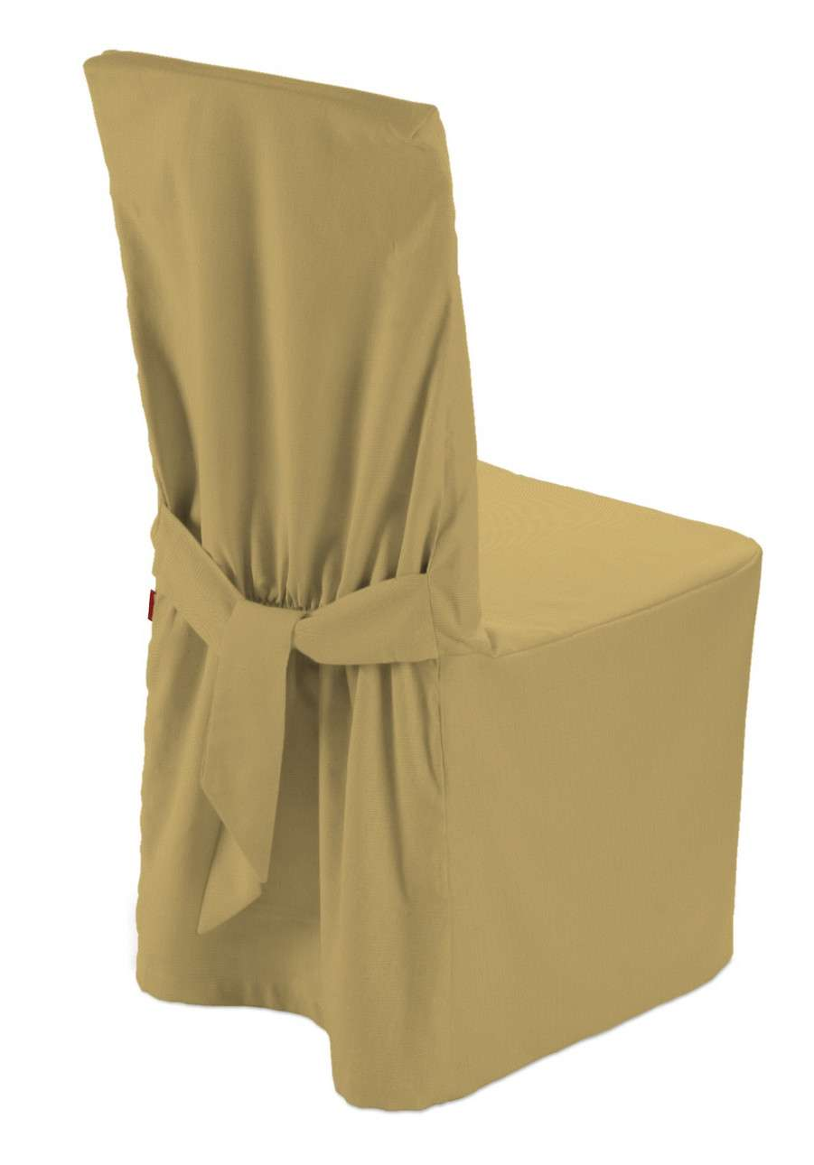 Sukienka na krzesło w kolekcji Cotton Panama, tkanina: 702-41