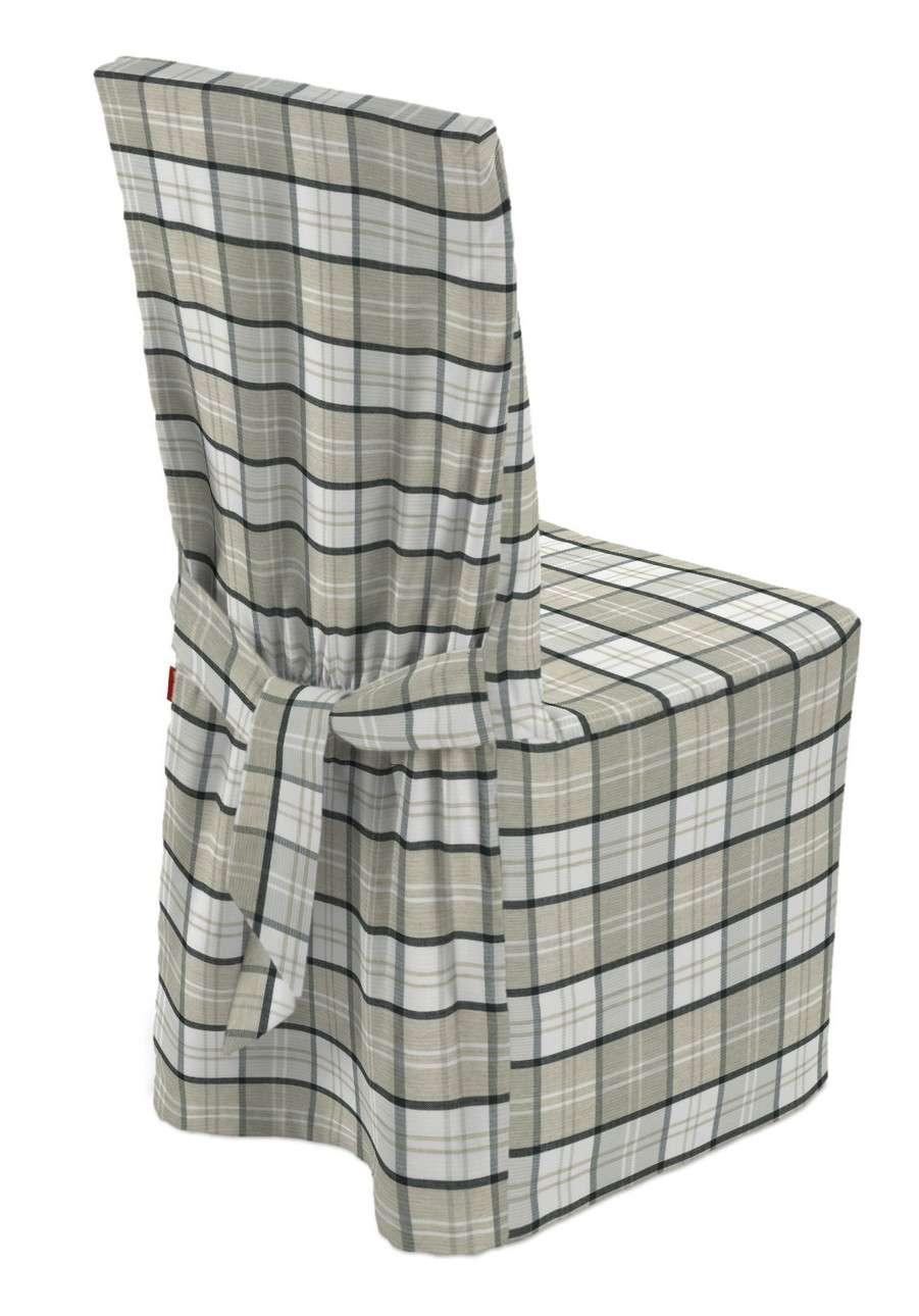 Sukienka na krzesło w kolekcji Bristol, tkanina: 143-64