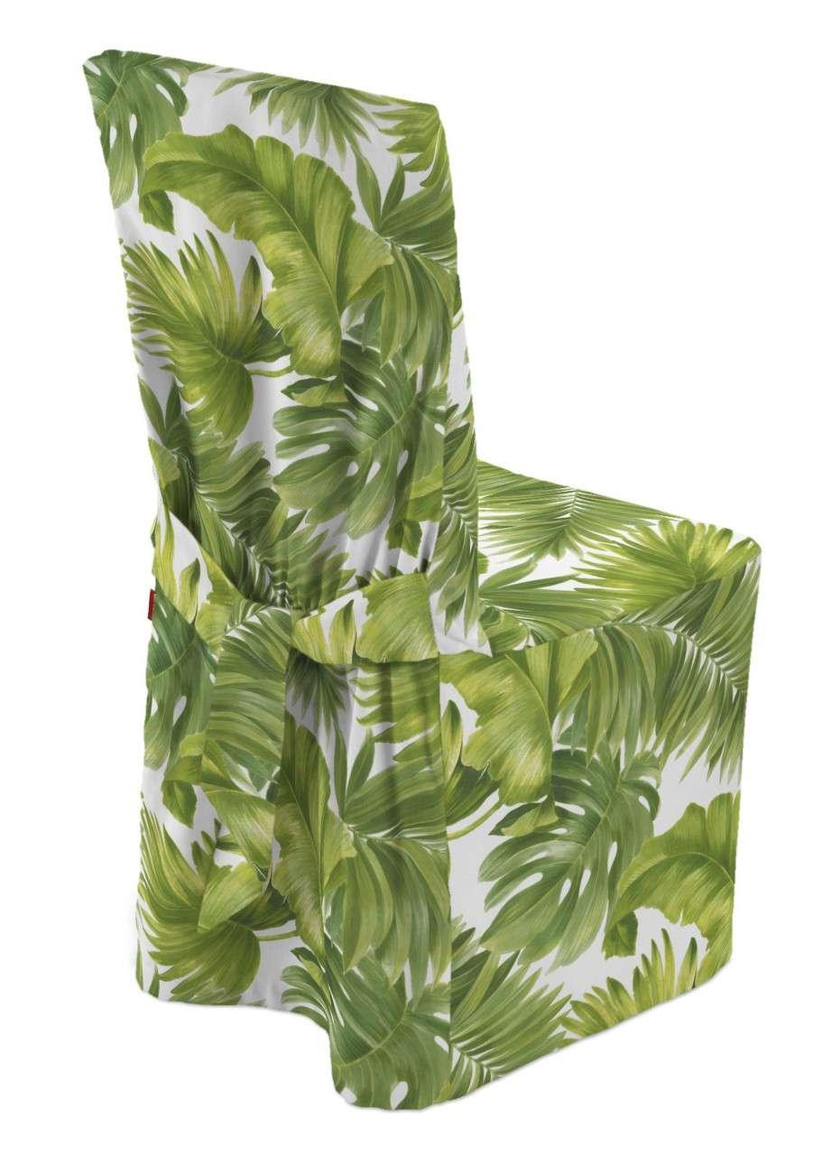 Sukienka na krzesło w kolekcji Tropical Island, tkanina: 143-63
