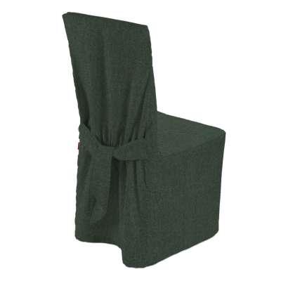 Sukienka na krzesło 704-81 leśna zieleń szenil Kolekcja City