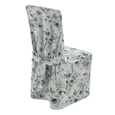 Sukienka na krzesło w kolekcji Flowers, tkanina: 143-66