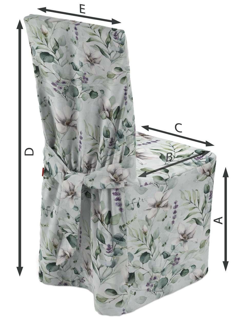 Universal Stoltrekk fra kolleksjonen Flowers, Stoffets bredde: 143-66