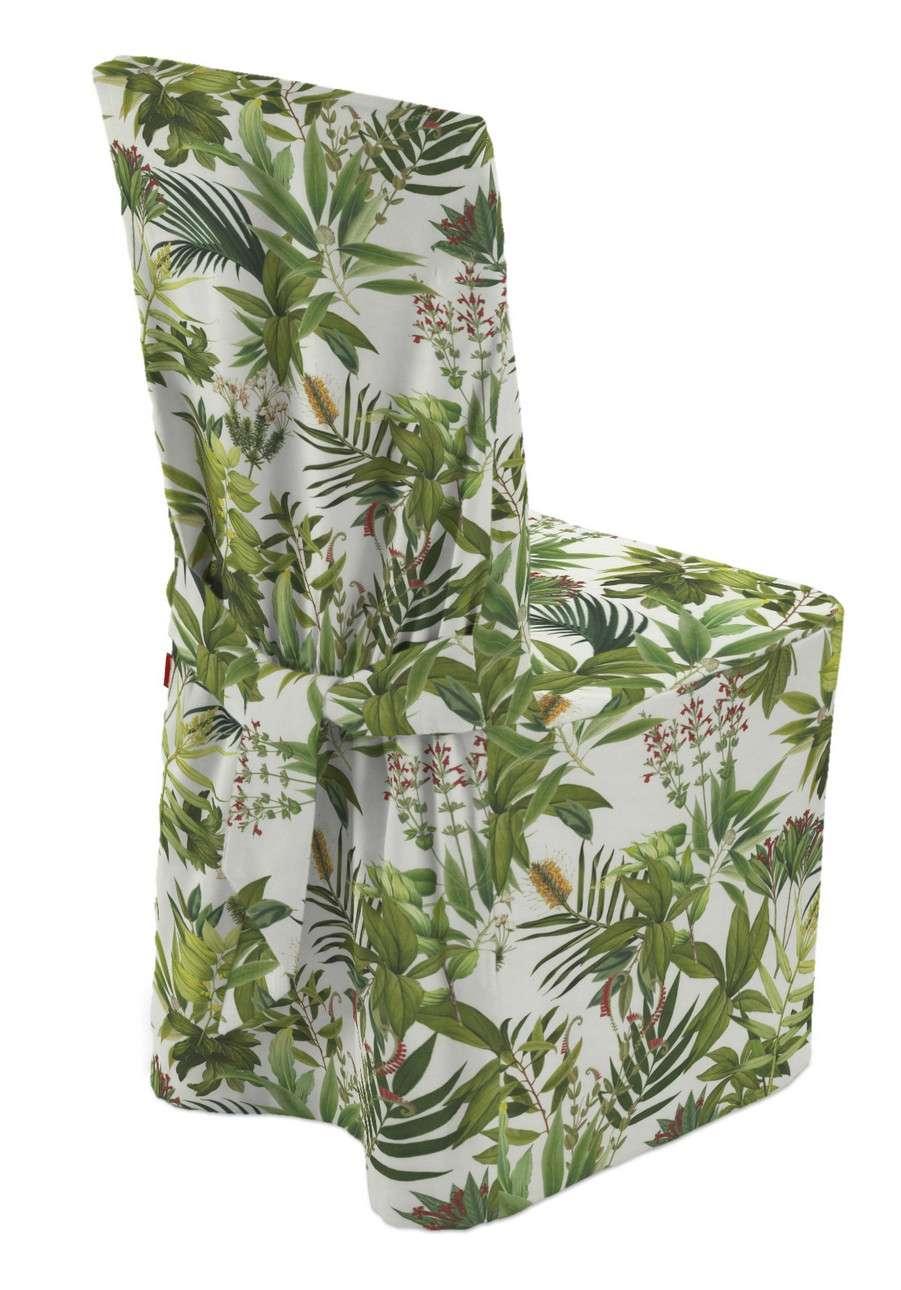 Sukienka na krzesło w kolekcji Tropical Island, tkanina: 143-69