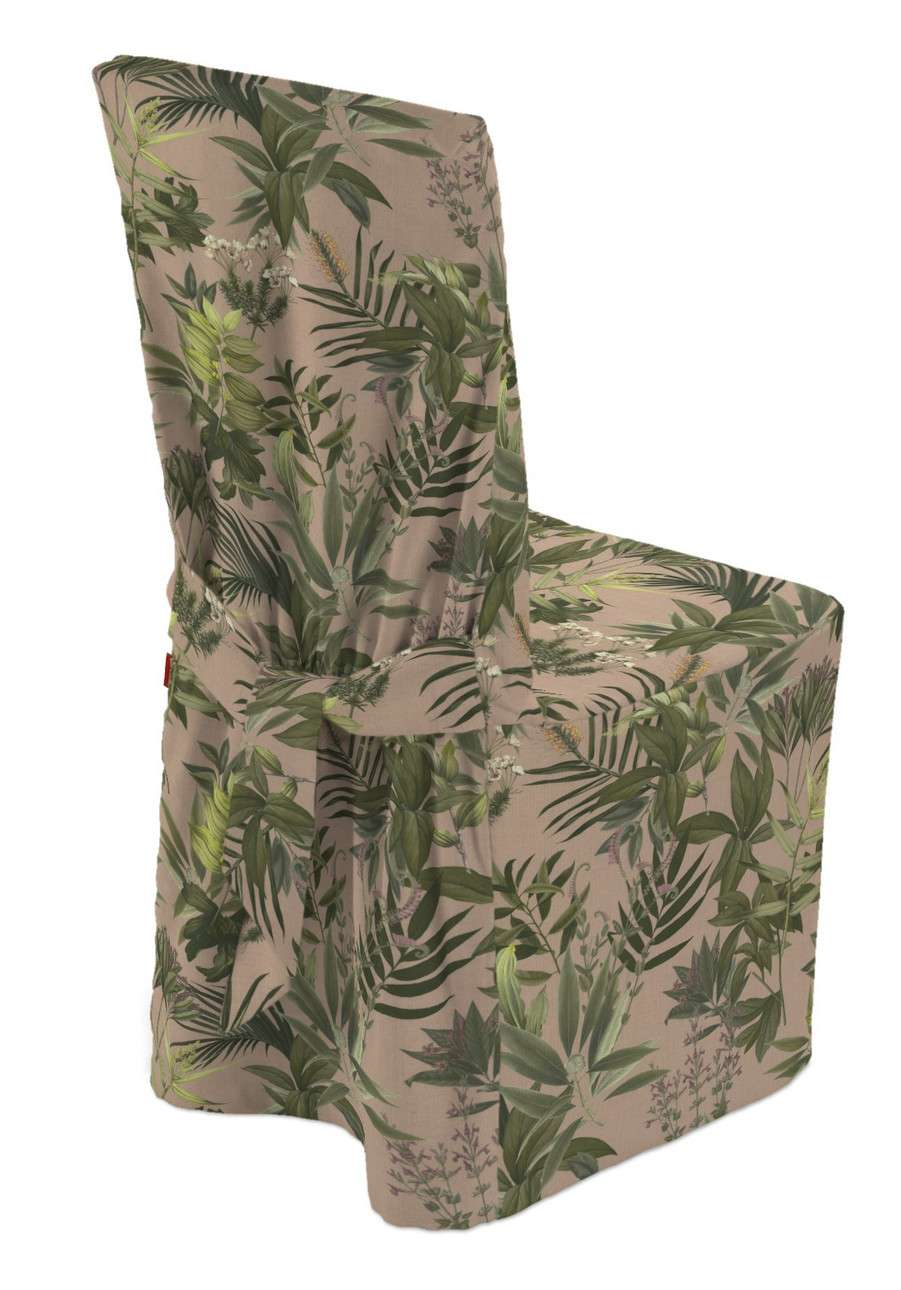 Sukienka na krzesło w kolekcji Tropical Island, tkanina: 143-71
